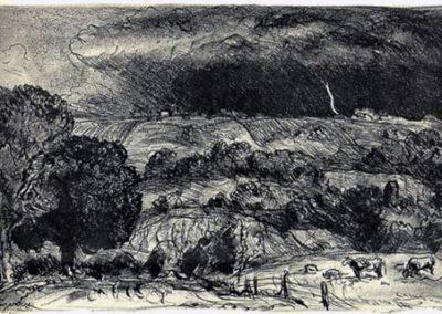 Storm Over Stone City